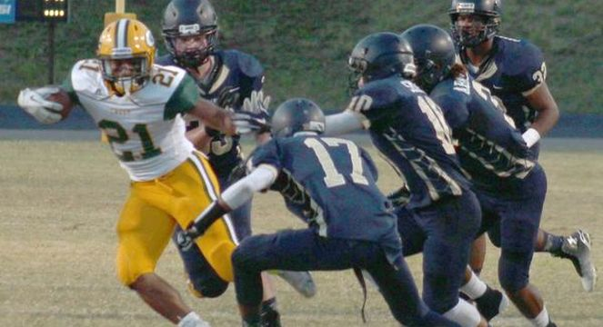 Interview: Virginia Commitment Crest RB Tre Harbison Makes