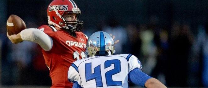 South Carolina Lands 4-Star Alabama 2017 QB Jake Bentley