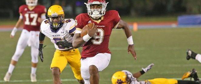 2016 Louisiana High School Football Division I Quarterfinal Update