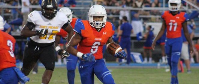 Tennessee Reaches into Florida for 3-Star 2017 RB Timothy Jordan ... e4463b64a