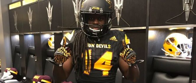 Arizona State Lands 4-star 2018 Kansas JUCO LB Kendrick Catis ... 3a09875c8